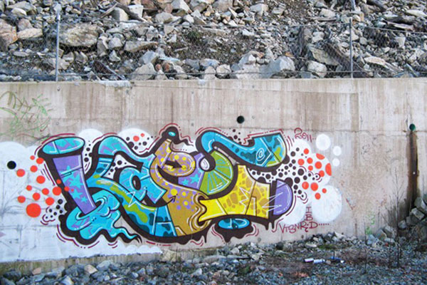 Top 20 Graffiti Artists To Know Right Now: 05.jpg