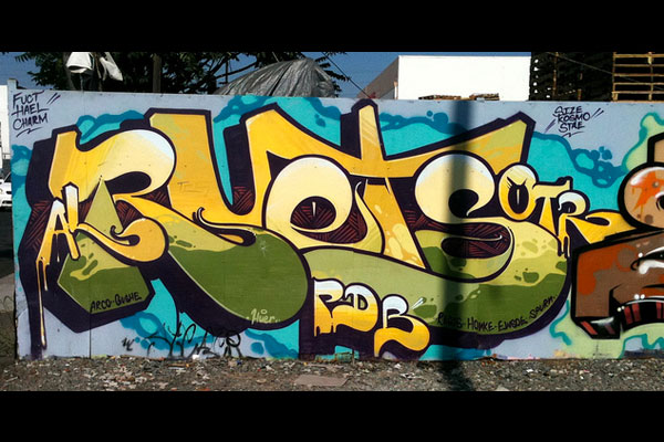 Top 20 Graffiti Artists To Know Right Now: 07.jpg