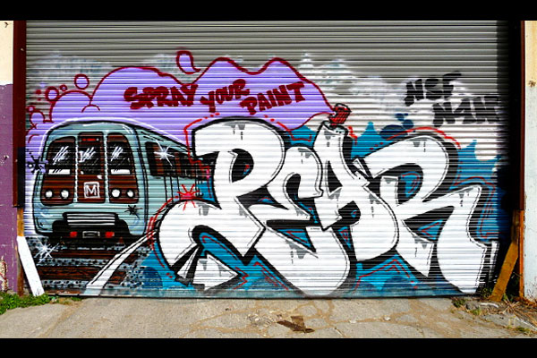 Top 20 Graffiti Artists To Know Right Now: 08.jpg
