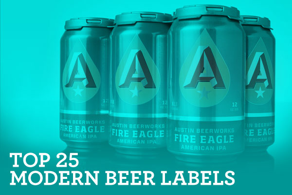 Top 25 Modern Beer Labels: 01.jpg