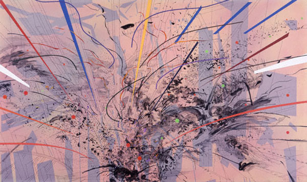 MEHRETU'S Densley-Layered Abstractions: juliemehretu_14_20120607_2072154844.jpg
