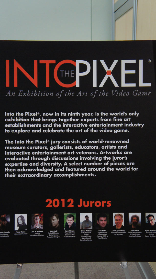 Juxtapoz @ E3: Into the Pixel 2012: into_the_pixel_1_20120607_1621108762.jpg