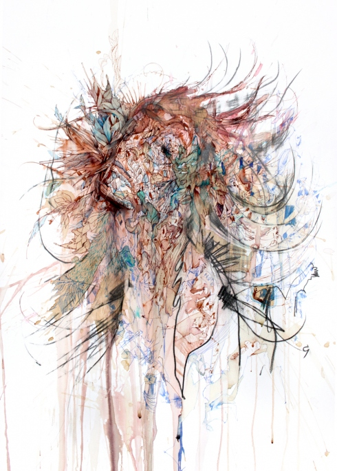 The Work of Carne Griffiths: carnegriffiths_14_20120608_1920660549.jpeg
