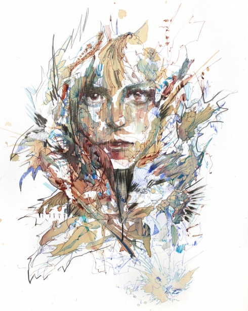 The Work of Carne Griffiths: carnegriffiths_3_20120608_1605655402.jpeg