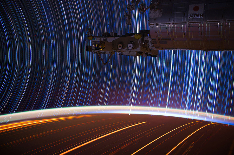 Star Trail Photos by Astronaut Don Pettit: don_pettit_14_20120612_1508588008.jpg