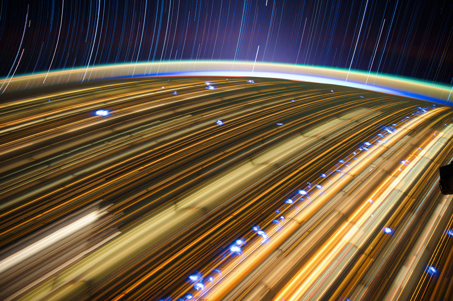 Star Trail Photos by Astronaut Don Pettit: don_pettit_4_20120612_1712454990.jpg