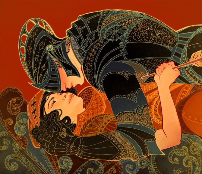 The Illustrations of Jennifer Hom: jennifer_hom_23_20120617_1598001721.jpg