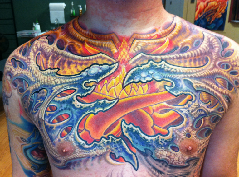 Juxtapoz Magazine Carson Hill Tattoos