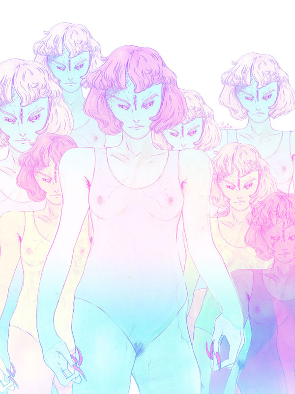 Alien Babes by Lauren Albert  : lala_1_20120619_1274061993.jpg