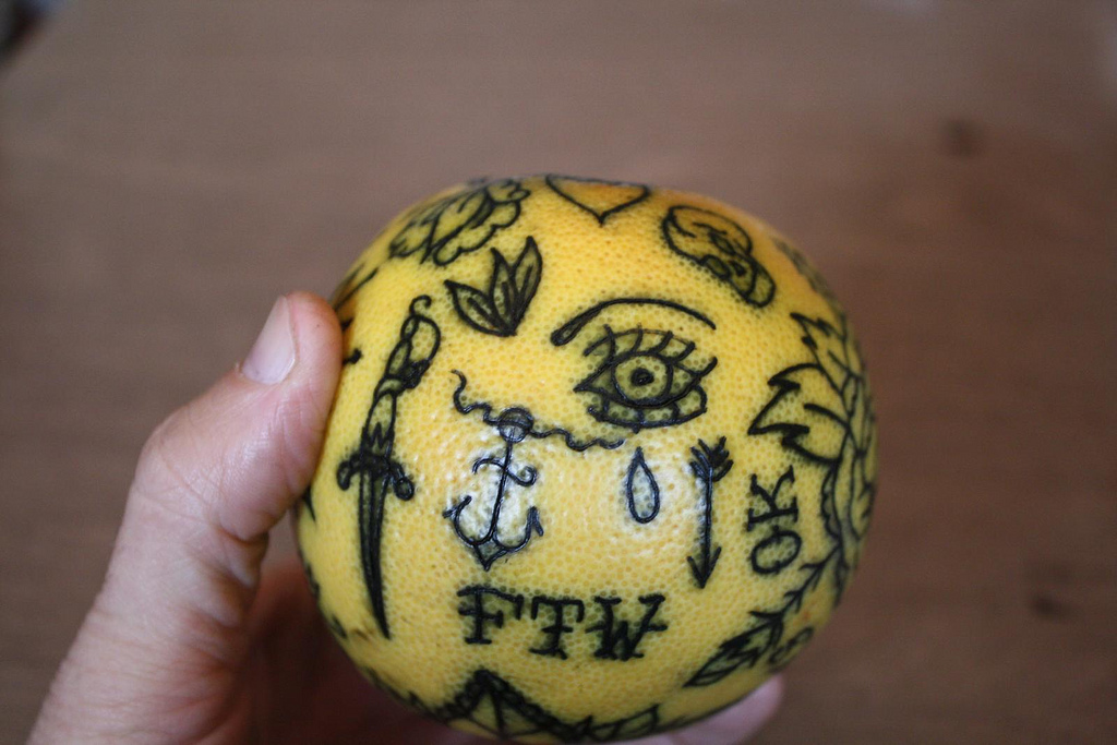 Ryan Jacob Smith's Tattooed Fruit: ryan_jacob_smith_16_20120619_1867835775.jpeg
