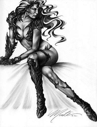 Sultry Pin-Ups by Monte Moore: monte_moore_14_20120622_1929511438.jpg