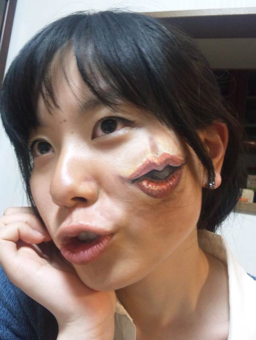Clever Body Art by Japan's Chooo-san: chooo-san_10_20120626_1594589801.jpg