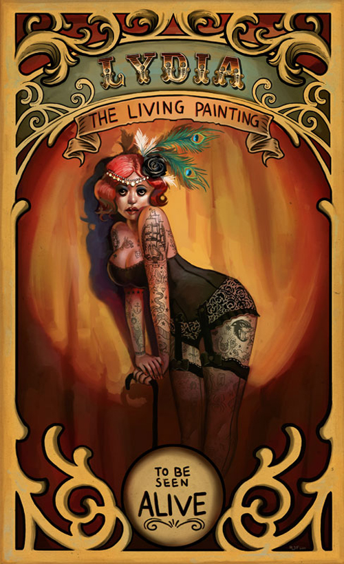 Tattooed Pin-Ups by Rudy-Jan Faber: rudy-jan_faber_tattoo_13_20120628_1970192112.jpg