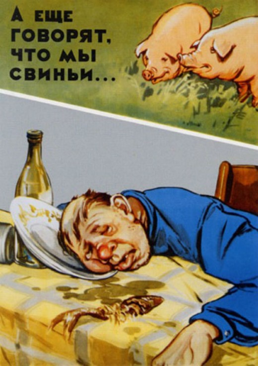 Soviet Anti-Alcohol Posters from the 1920s—60s: soviet_anti-alcohol_posters_22_20120629_1903097480.jpeg