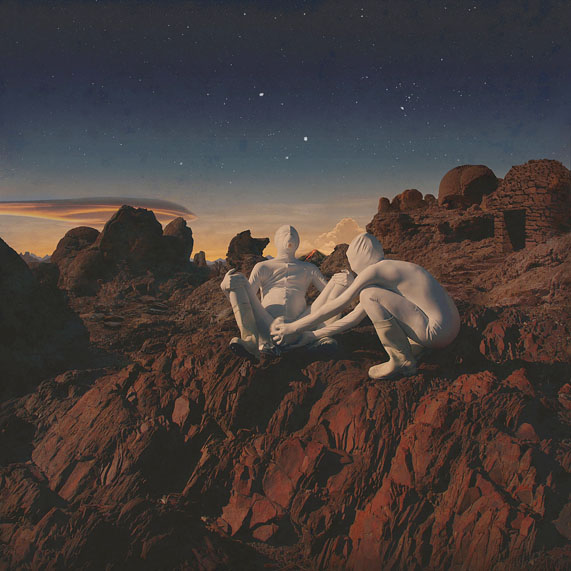 "Kahn & Selesnick's ""Mars: Adrift On the Hourglass Sea"" Series: Juxtapoz-KahnSelesnick00.jpg"
