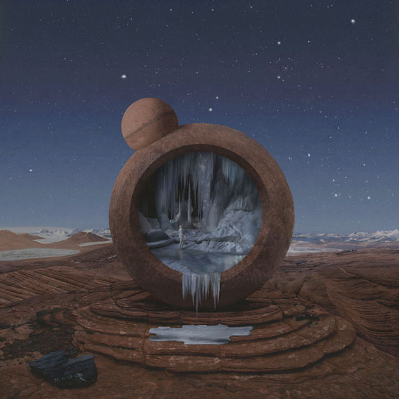 "Kahn & Selesnick's ""Mars: Adrift On the Hourglass Sea"" Series: Juxtapoz-KahnSelesnick01.jpg"