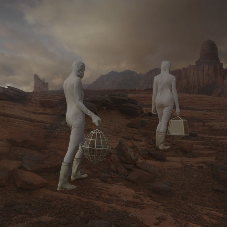"Kahn & Selesnick's ""Mars: Adrift On the Hourglass Sea"" Series: Juxtapoz-KahnSelesnick03.jpg"
