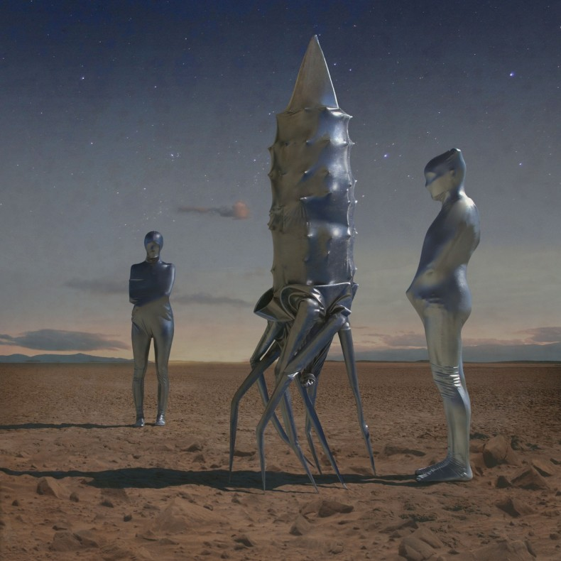 "Kahn & Selesnick's ""Mars: Adrift On the Hourglass Sea"" Series: Juxtapoz-KahnSelesnick04.jpg"