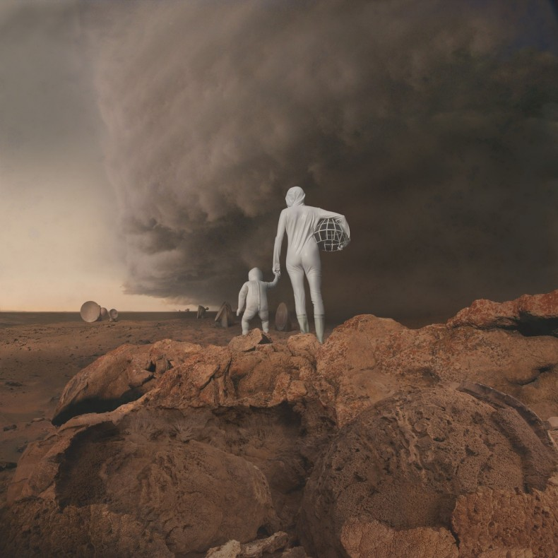 "Kahn & Selesnick's ""Mars: Adrift On the Hourglass Sea"" Series: Juxtapoz-KahnSelesnick06.jpg"