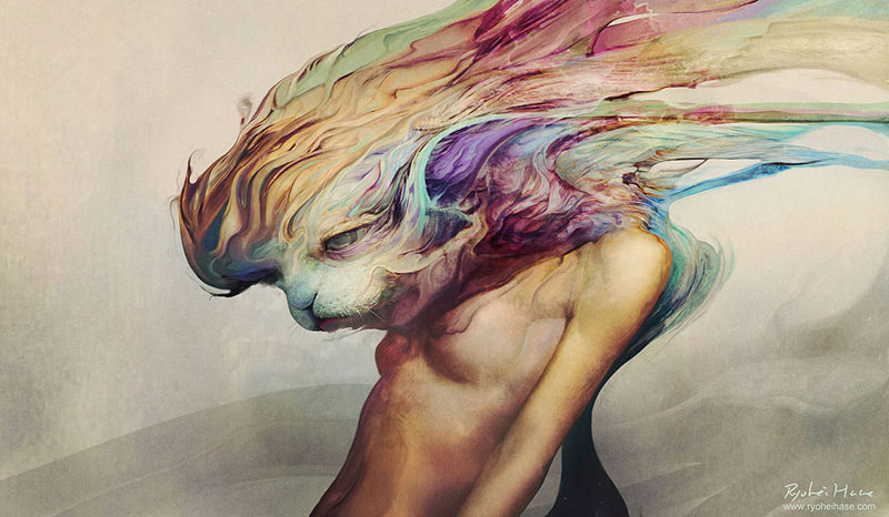 Works by Ryohei Hase: 05.jpg