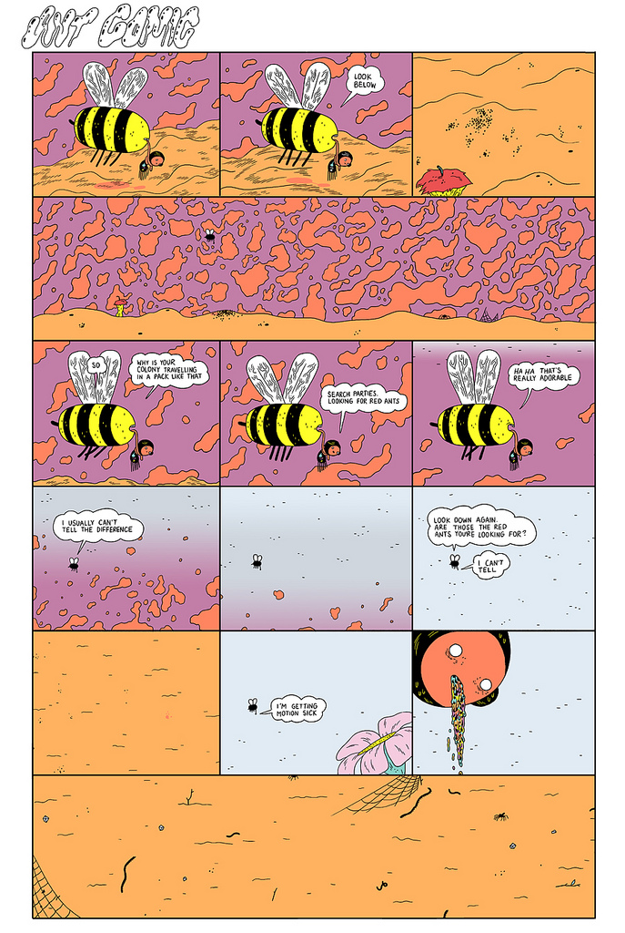 Michael DeForge: Illustration & Comics  : michael_deforge_15_20120703_1663520699.jpg
