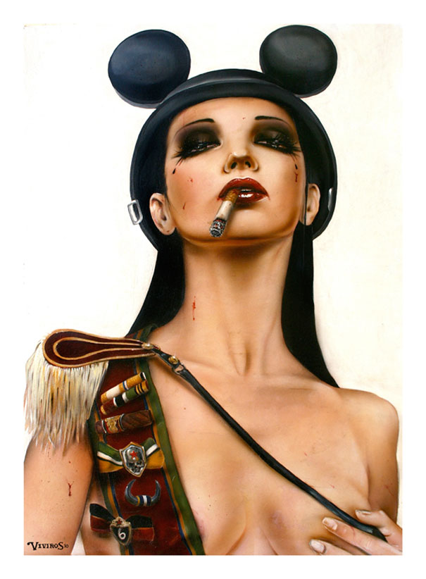 Smoking Beauties by Brian M. Viveros: brian_m_viveros_14_20120710_1764824532.jpg