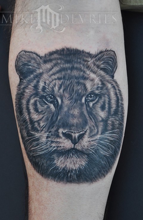 Mike DeVries' Animal Tattoos: animaltats_23_20120717_1794697814.jpeg