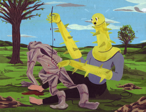 Imaginative Paintings from Brecht Vandenbroucke: brecht_vandenbroucke_11_20120717_1918446866.png