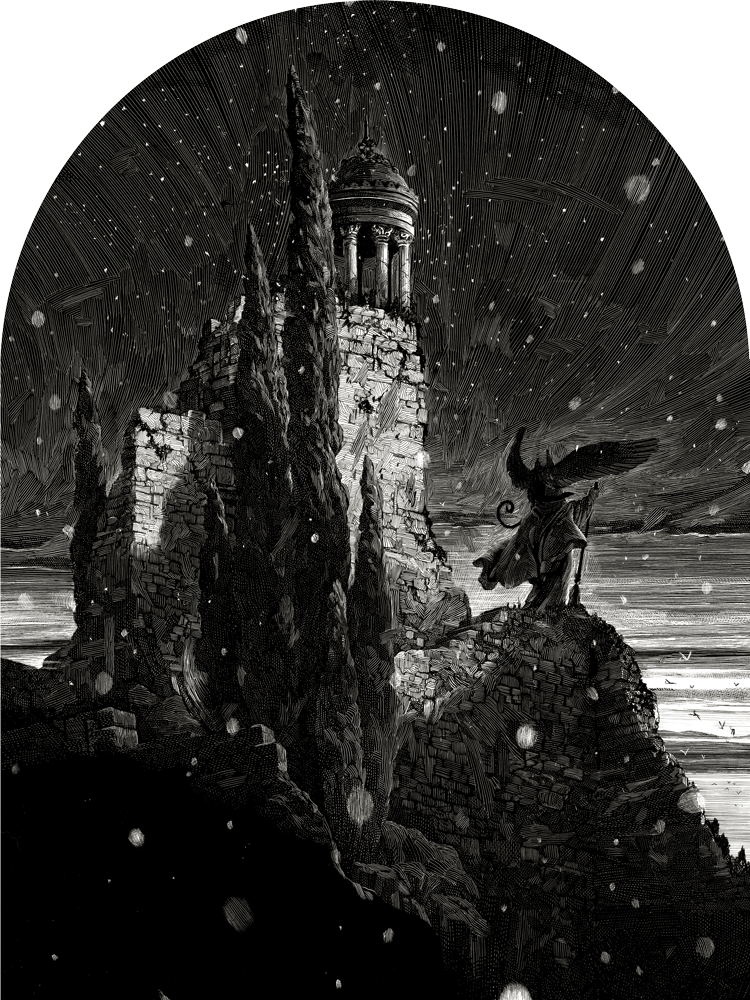 Update: Intricate Illustrations by Nicolas Delort: wickedwitch2.png
