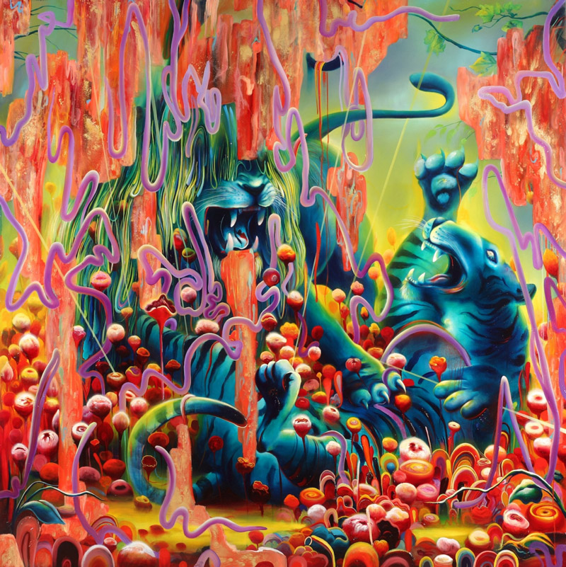 The Paintings of Michael Page: michael_page_20_20120728_1141249269.jpg