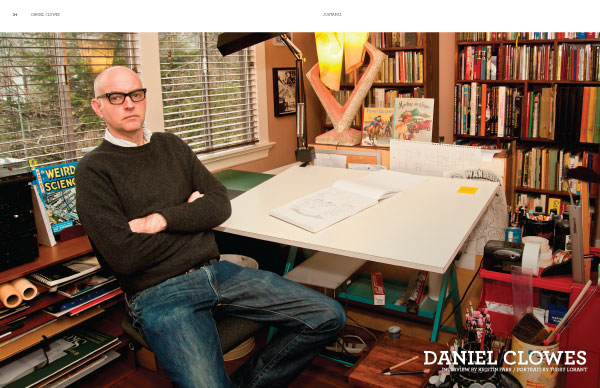 Preview: September issue featuring Daniel Clowes, London Police, and David Shrigley: septpreview_12_20120731_1934998436.jpg