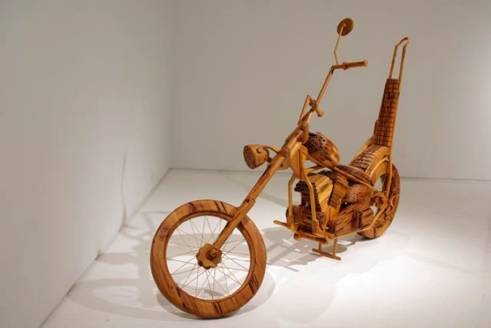 Wood Sculptures by Lee Stoetzel: lee_stoetzel_6_20120803_1683058634.jpg