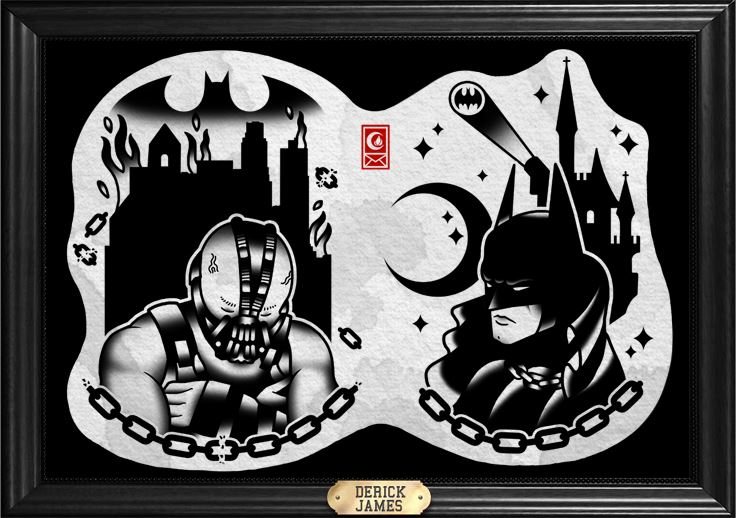 Pop Culture Tattoo Flashes by Derick James: derick_james_10_20120804_1096782201.jpg