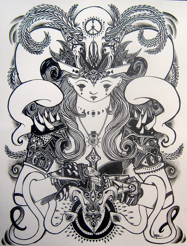 B. Lopez's Pen & Ink Work: b_lopez_5_20120807_1149271468.jpg