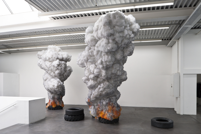 "Gal Weinstein's ""Fire Tires"": gale_weinstein_11_20120811_2007114707.jpeg"