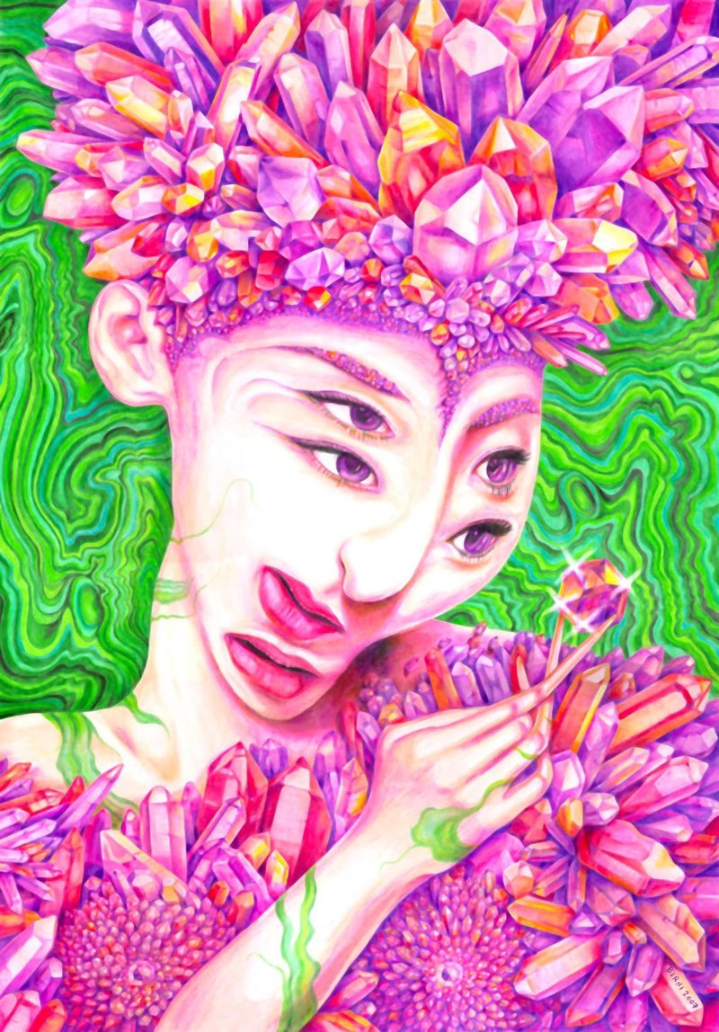 The Surreal Psychedelic World of Michael Birnstingl: michael_birnstingl_3_20120812_1793462690.jpeg