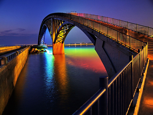 The Xiying Rainbow Bridge, Taiwan: xiying_rainbow_bridge_8_20120812_1103744566.jpg