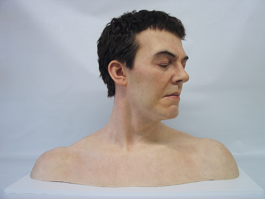 Hyperreal and Surreal Sculpture Portraits by Jamie Salmon: jamie_2_7_20120826_1074579925.jpeg
