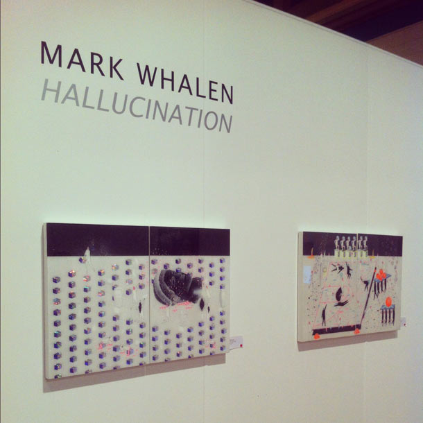 Mark Whalen: New works @ Melbourne Art Fair: whalen_hallucination_19_20120829_2067427555.jpg