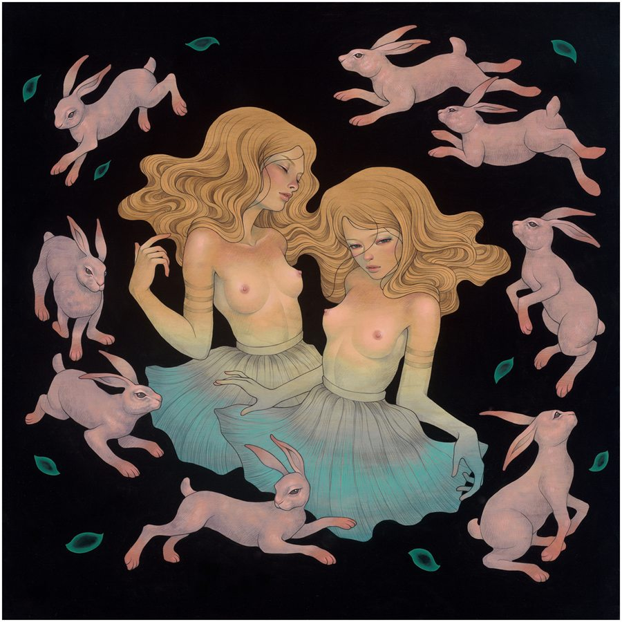 "Preview: Audrey Kawasaki ""Midnight Reverie"" @ Jonathan LeVine Gallery, NYC: audrey_k_new_10_20120830_1721938381.jpg"