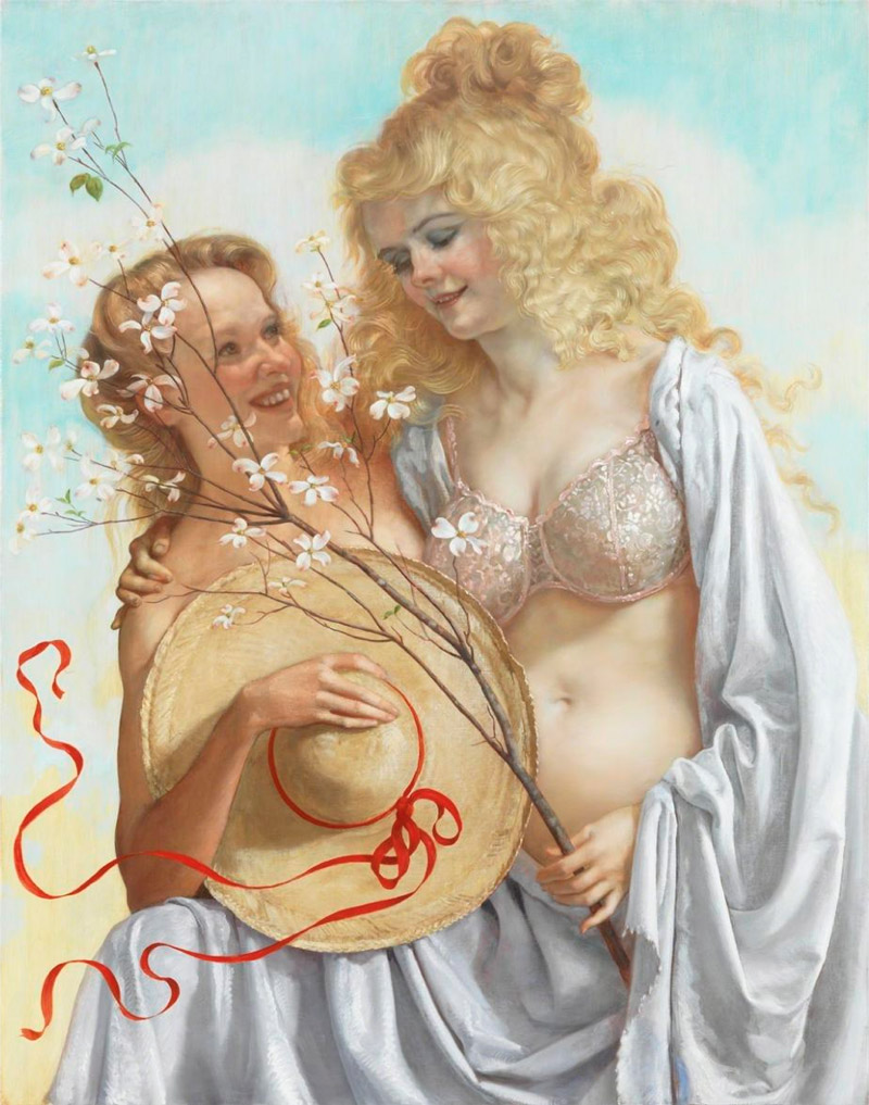 John Currin's Classical Nasty: john_currin_erotica_17_20120906_1828371029.jpeg