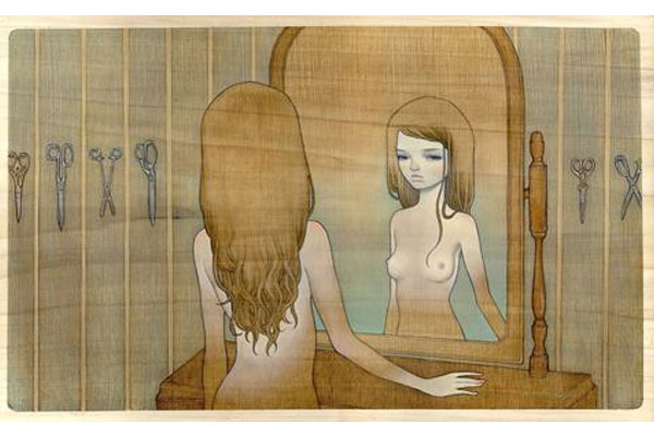 Top 20 Erotic Audrey Kawasaki Works (NSFW): 08.jpg