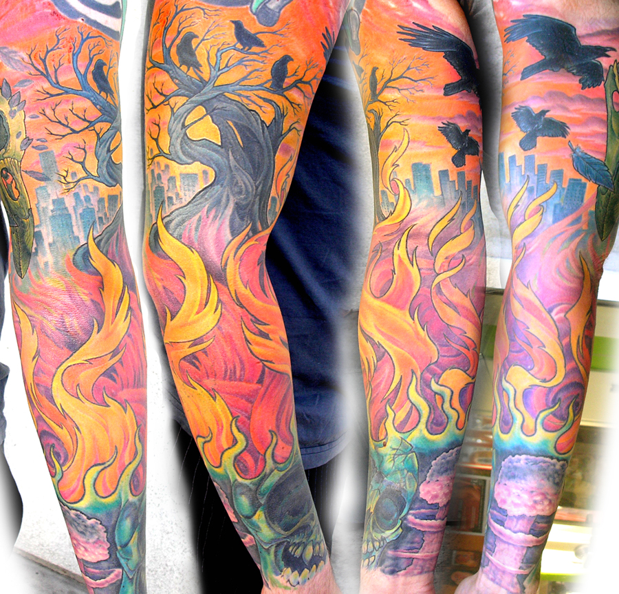 Colorful Ink by Dominick McIntosh: dominick_mcintosh_1_20120915_1957063916.jpg