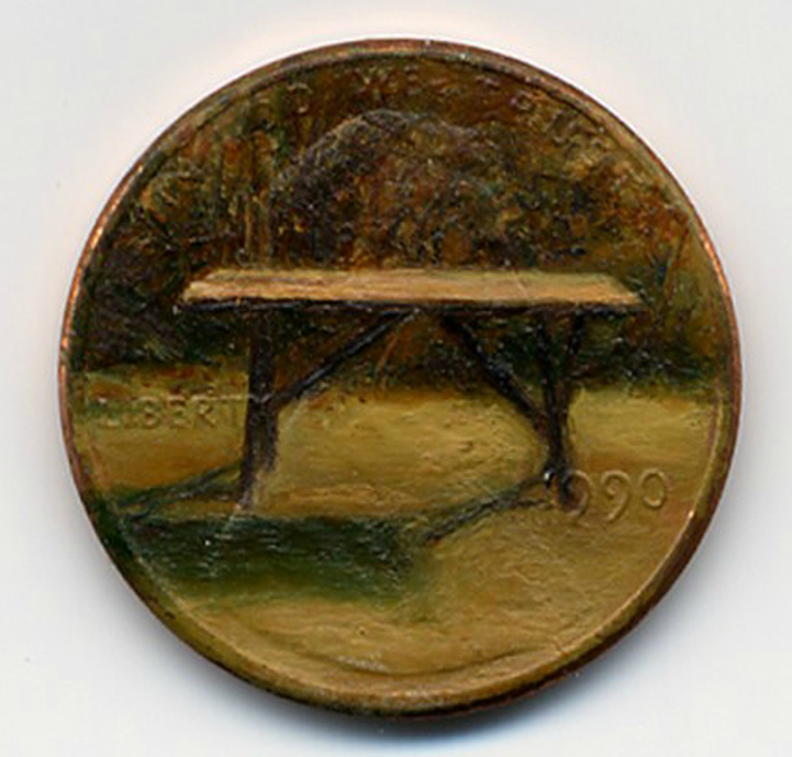 Oil Painting on Pennies by Jacqueline Lou Skaggs: jacqueline_lou_skaggs_15_20120918_1853056172.png