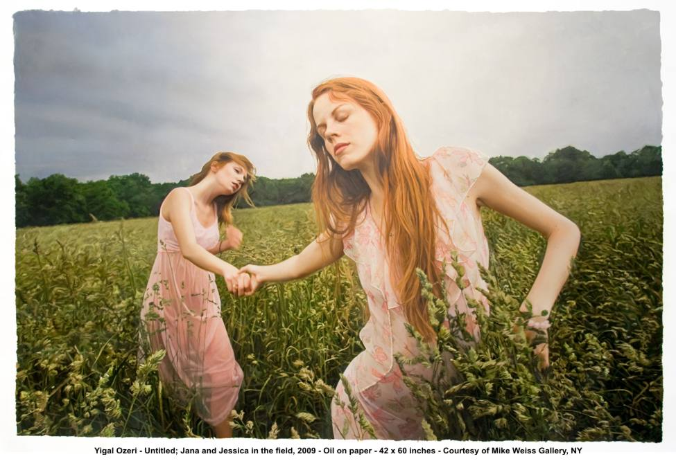 Update: The Photoreal Works of Yigal Ozeri: Juxtapoz-YigalOzeri01.jpg