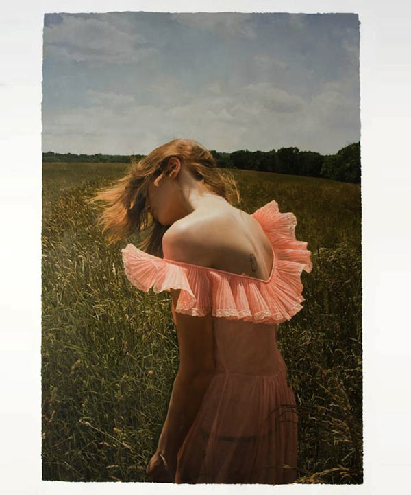 Update: The Photoreal Works of Yigal Ozeri: Juxtapoz-YigalOzeri06.jpg
