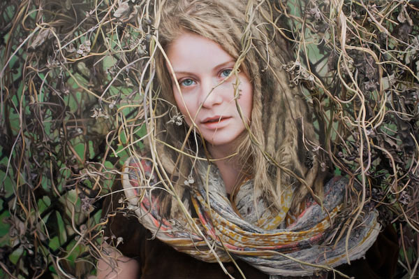 Update: The Photoreal Works of Yigal Ozeri: Juxtapoz-YigalOzeri08.jpg