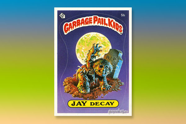 Pardee's Picks: Top 40 Garbage Pail Kid Cards: 09.jpg
