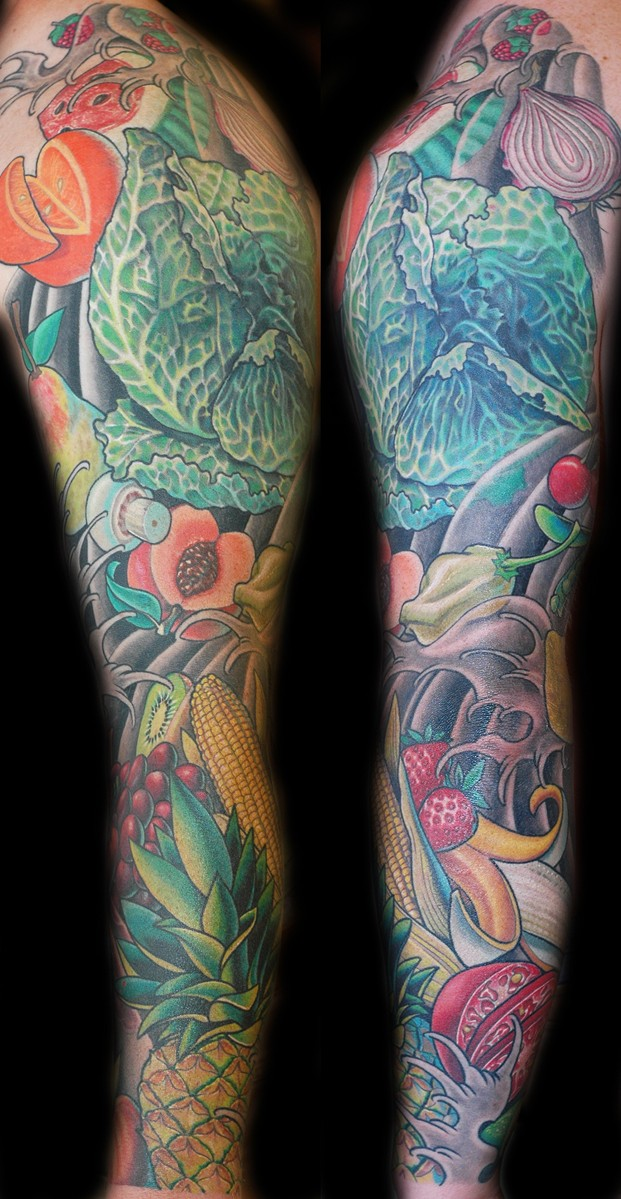 Our Favorite Food Tattoos: foodtattoos_20_20121004_1781214638.jpeg
