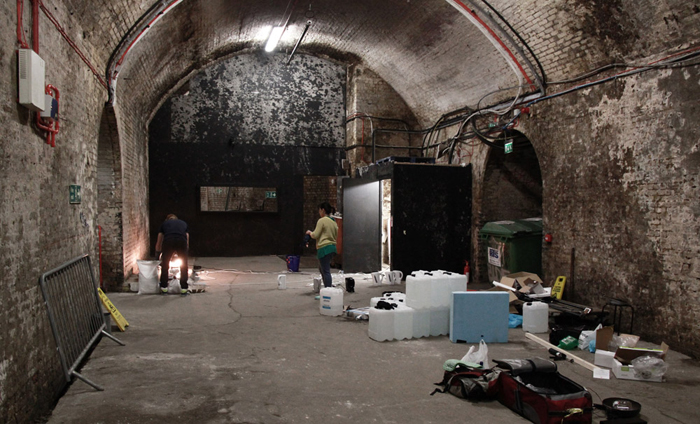 Bedlam in Old Vic Tunnels, London: bedlam_16_20121007_1468733050.jpeg